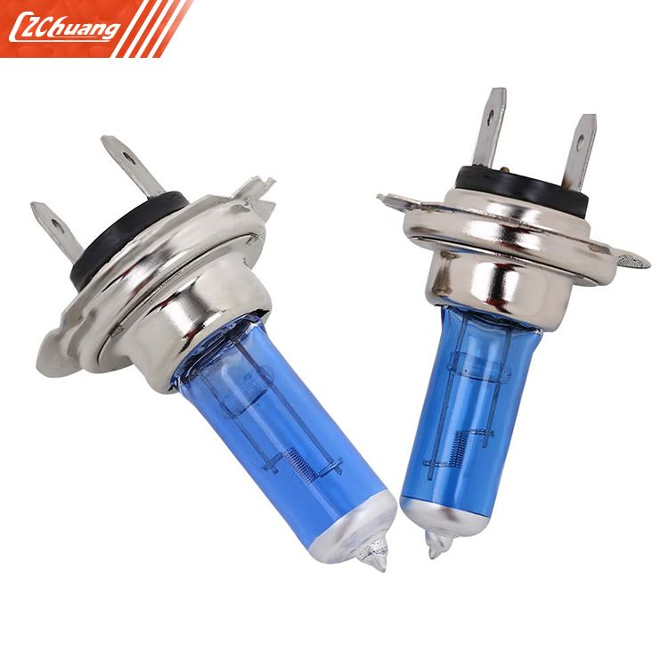 2pcs Car Halogen Bulbs 12v 100w H7 Auto Headlight Halogen Bulbs Halogen Lamp Car Lights