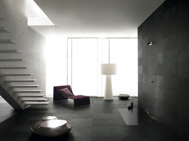 douche à lu0027italienne ouverte sur chambre - Recherche Google Salle - salle de bains douche italienne