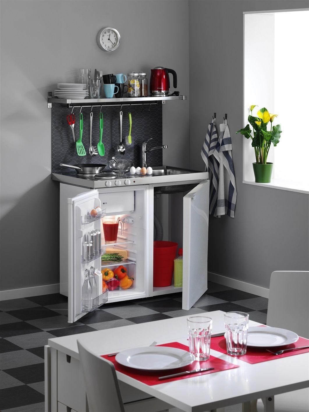 john strand mini kitchen hacks mini kitchen compact. Black Bedroom Furniture Sets. Home Design Ideas