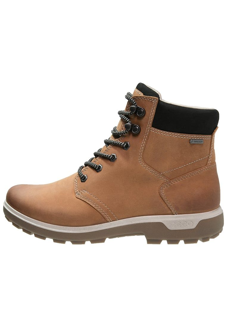 Caterpillar Zapatos con Cordones de Piel Lisa Hombre, Color Marrón, Talla 42 EU