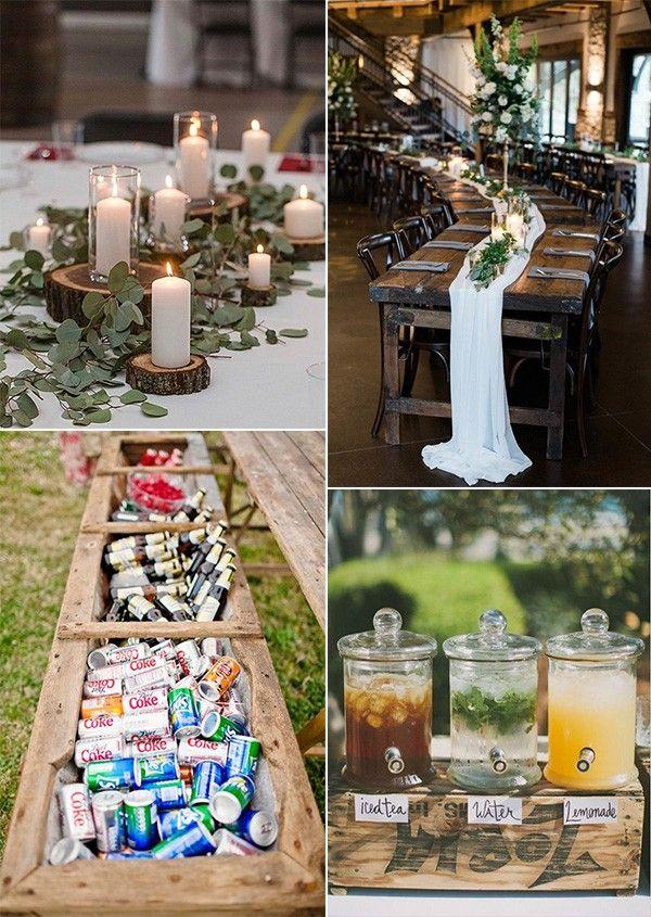 Budget Friendly Wedding Reception Ideas Budget Friendly Wedding Wedding Reception Decorations Wedding Reception
