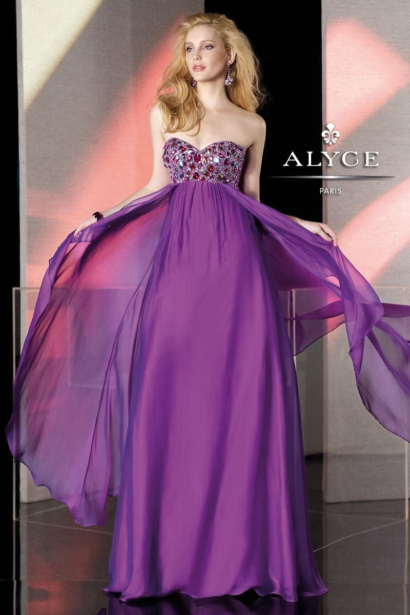 Evening DressesProm Dresses by B\'Dazzle for Alyce Paris35522Creative ...