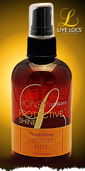 Protective Shine by Live Locs #dreadlockproducts