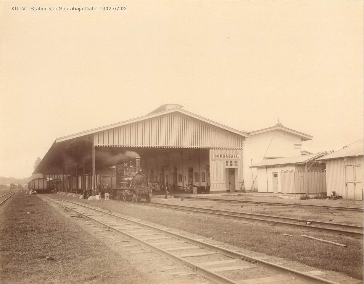 Stasiun Terdekat Kebun Binatang Surabaya