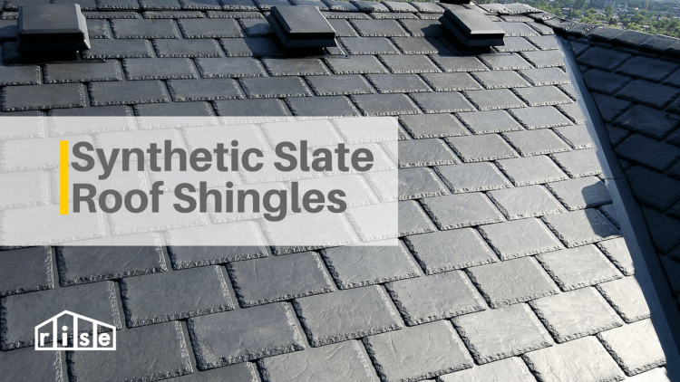 Also Known As Composite Roofing Synthetic Slate Is An Affordable And Durable Roofing Alternative Worth Cons Synthetic Slate Roofing Synthetic Slate Slate Roof