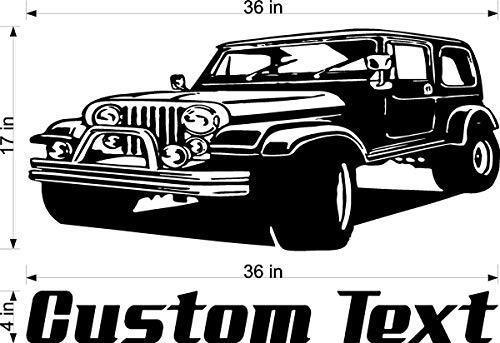 Car Wall Decals Stickers Man Cave Boys Room Decor Sticker Chef