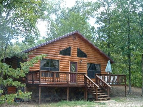Secluded Cabin Rental   Beavers Bend / Broken Bow, Broken Bow, Oklahoma  Vacation Rentals