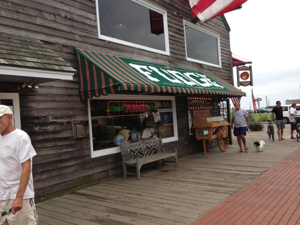 Country Kettle Fudge Nj Beaches Long Beach Island Beach Haven