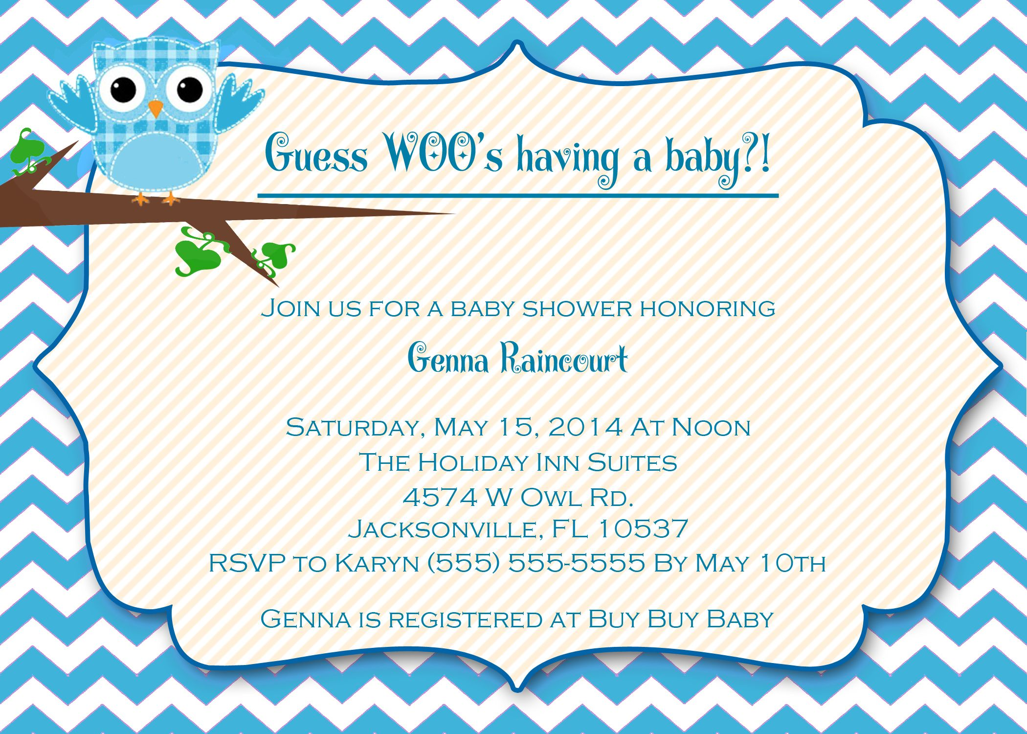 Unique gender reveal party ideas that wont empty your wallet baby baby shower invitations babyshowerideas tags baby shower games baby shower invitations baby shower gifts stopboris Gallery