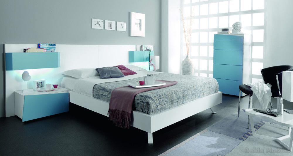 Dormitorio moderno 2 muebles belda dormitorios pinterest - Muebles belda ...