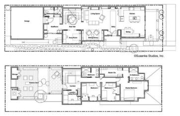 Libertyville Not So Big Showhouse Chicago By Sarah Susanka Faia Floor Plans Libertyville Cabin Floor Plans