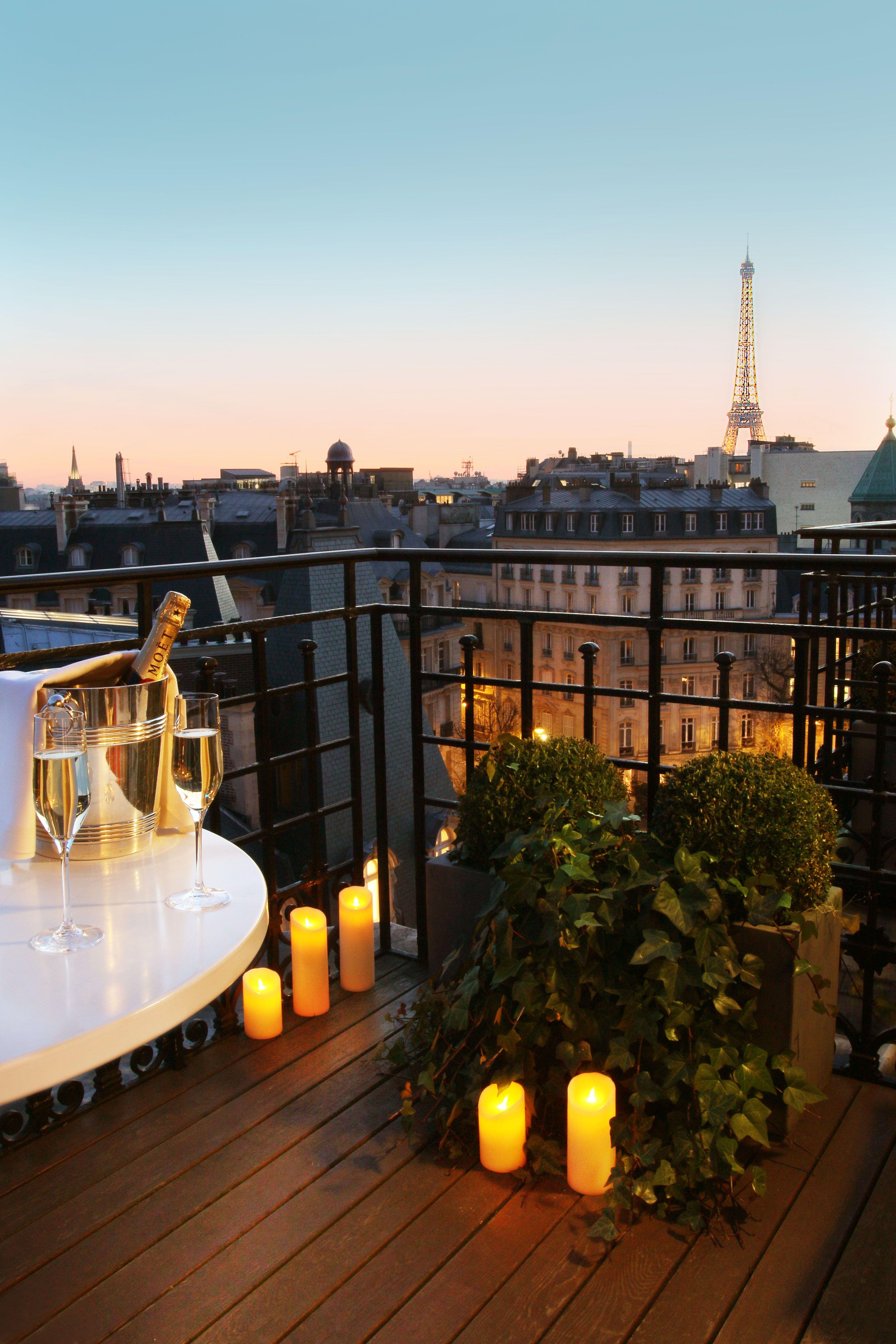 Hotel San Regis, Paris, France