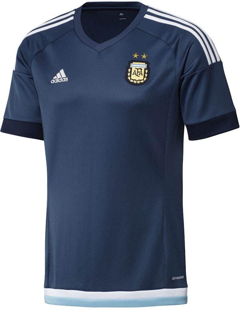 Argentina (Asociación del Fútbol Argentino) - 2015 Copa América Adidas Away  Shirt 9255f938cf02a