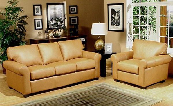 Exceptionnel Arizona Leather Furniture   POLO   LEATHER SOFA