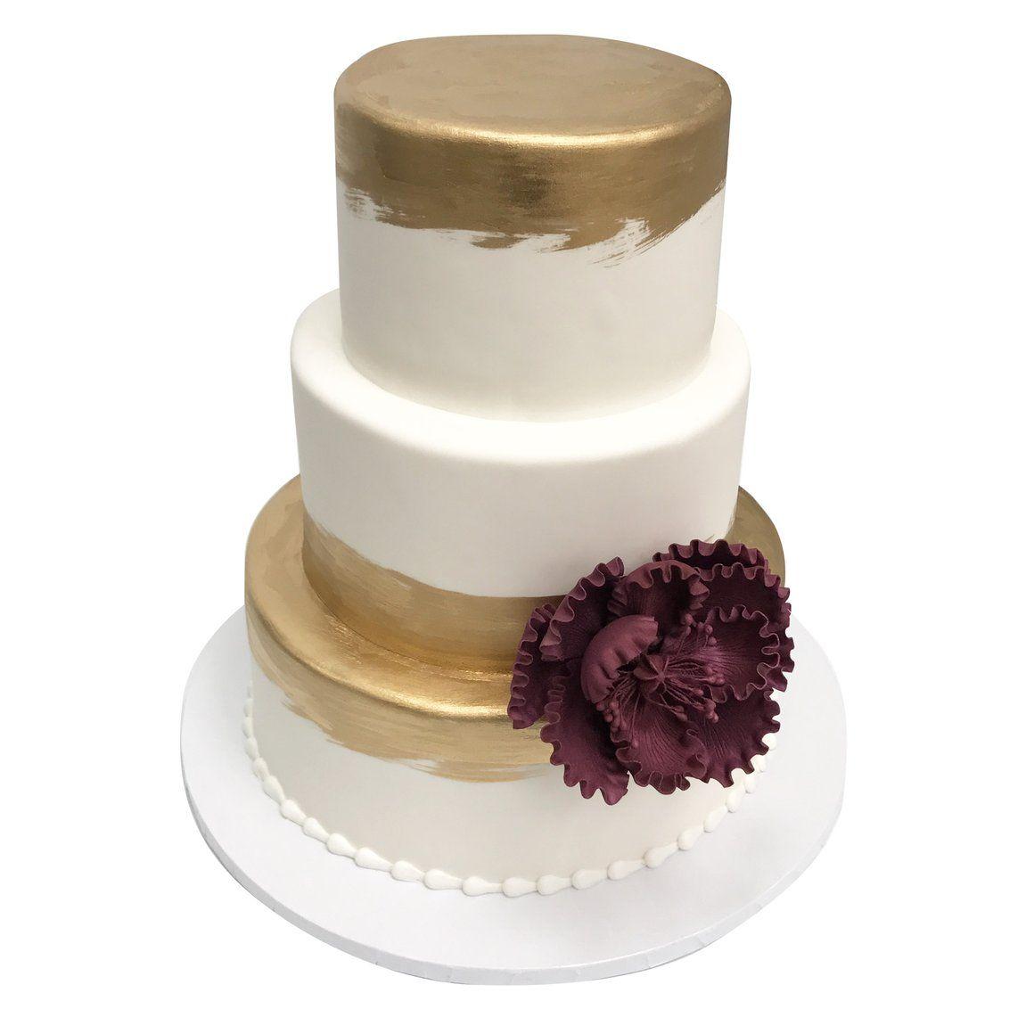 Brushed Gold | Baking Stuff | Pinterest | Wedding cake, Cheese cakes ...