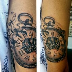 Running Out Of Time Amazing Tattoo Idea Would So Get