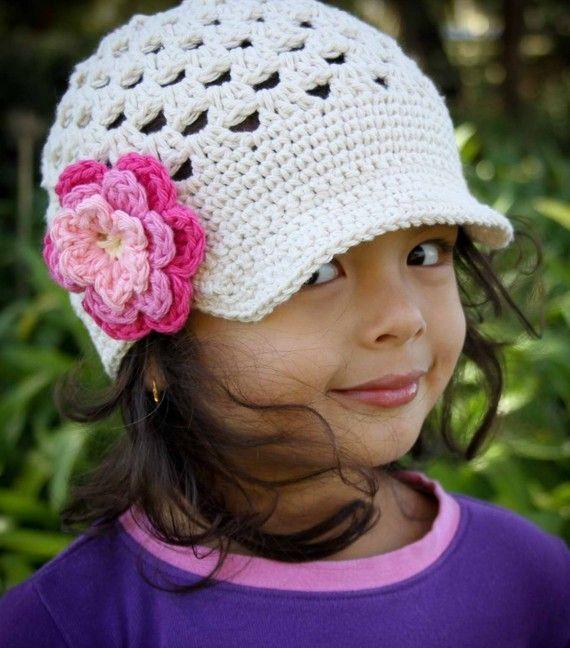 newsboy cap | crochet | Pinterest | Gorros