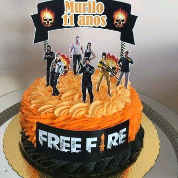 Copo tema Free Fire no Elo7 | C & M ART&S (F1EE9C)