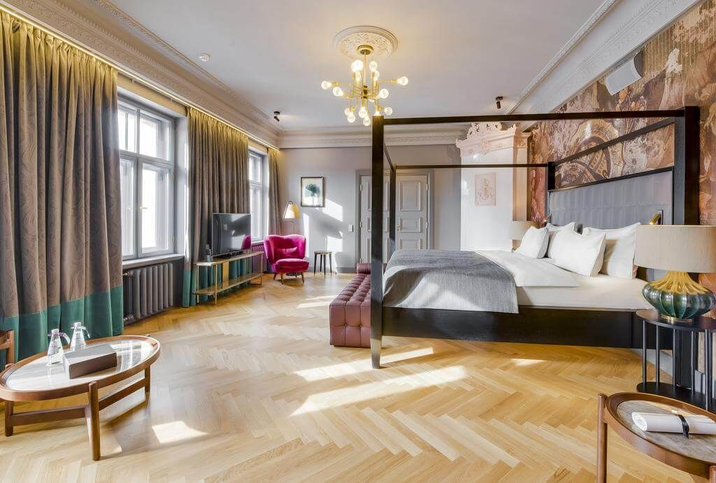 Grand Suite Grand Poet By Semarah Riga Latvia Design By Stylt Trampoli Hotel Home Decor Hotels Design