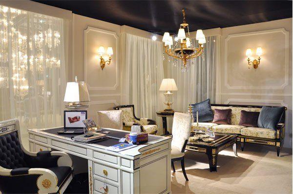 Photo of Klasik Ofis Mobilyaları,Ofis Masaları