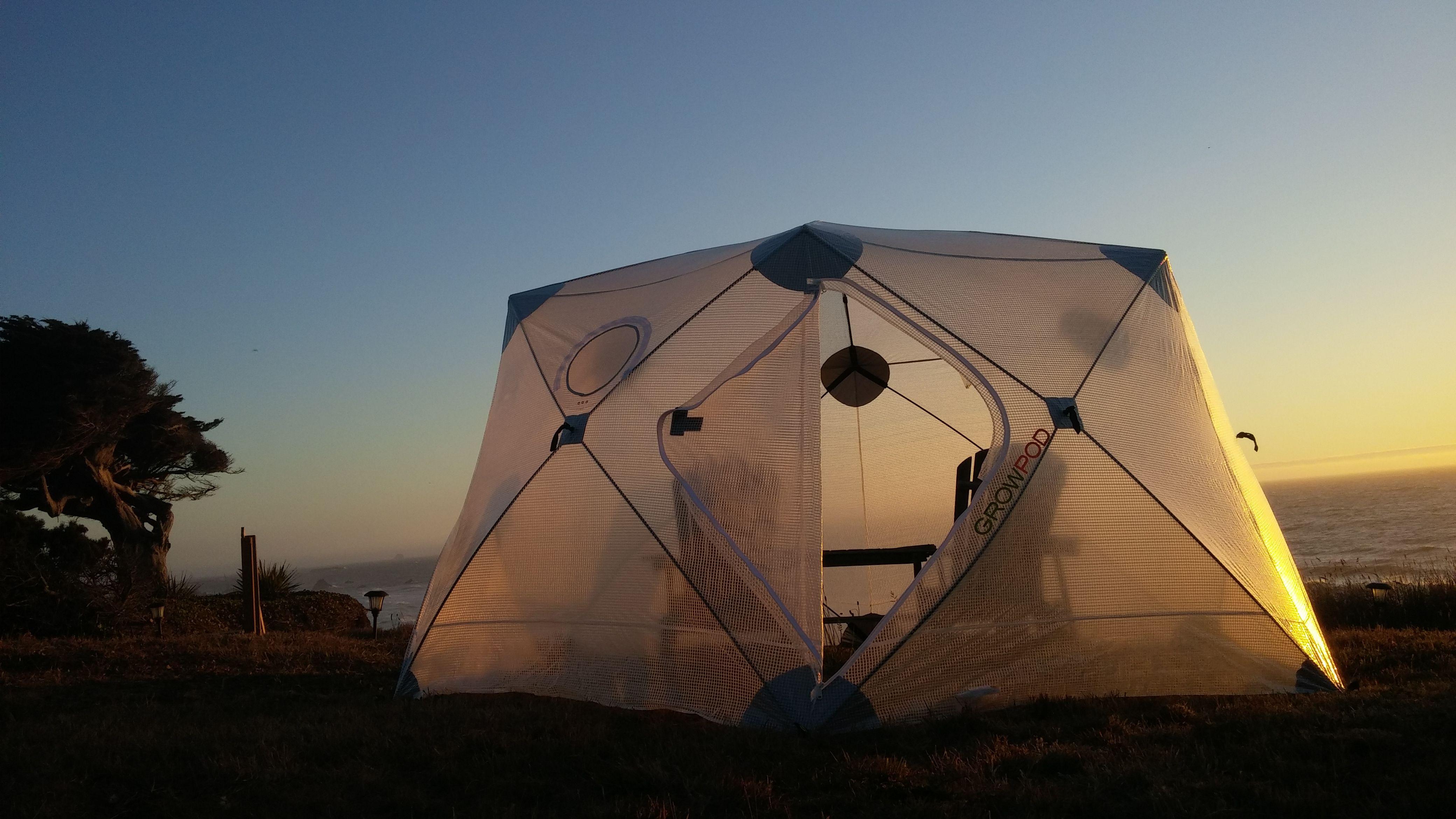 Shift Pod - GROW POD shelterpod Shelter emergency response festival tent  & Shift Pod - GROW POD shelterpod Shelter emergency response ...