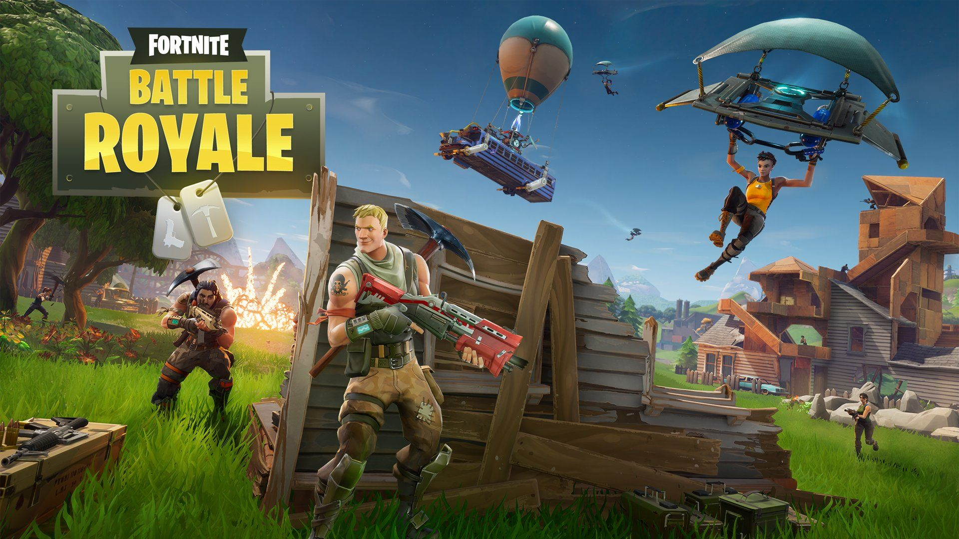 'PUBG' studio isn't happy about 'Fornite: Battle Royale ... - 1920 x 1080 jpeg 327kB