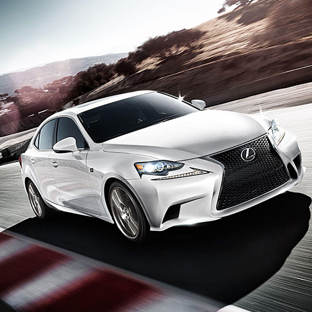 Lexus IS F Sport Lexus models, Lexus