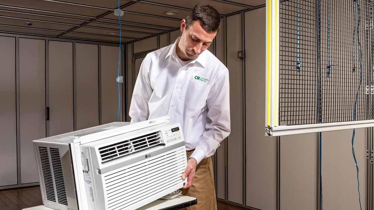 Best Window Air Conditioners Of 2020 Best Window Air Conditioner Window Air Conditioners Air Conditioning Logo
