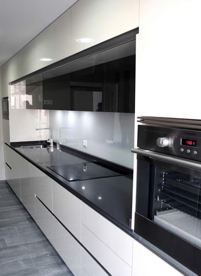 diseño de #cocina Diseño de cocinas en Aranjuez rey gola con ...