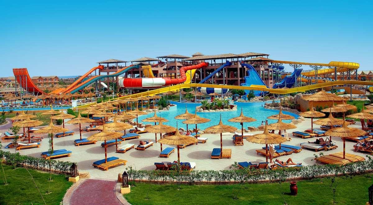 Junglw Aqua Park