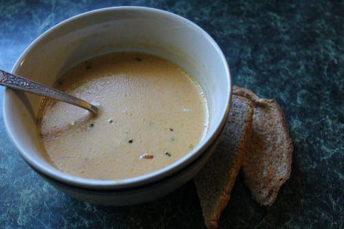 Recipe Pumpkin Soup Food Recipes Pumpkin Soup Food