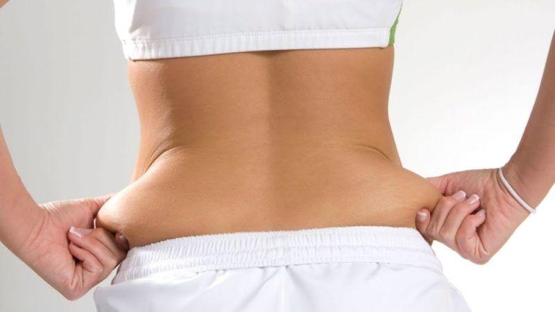быстрое похудение живота в домашних
