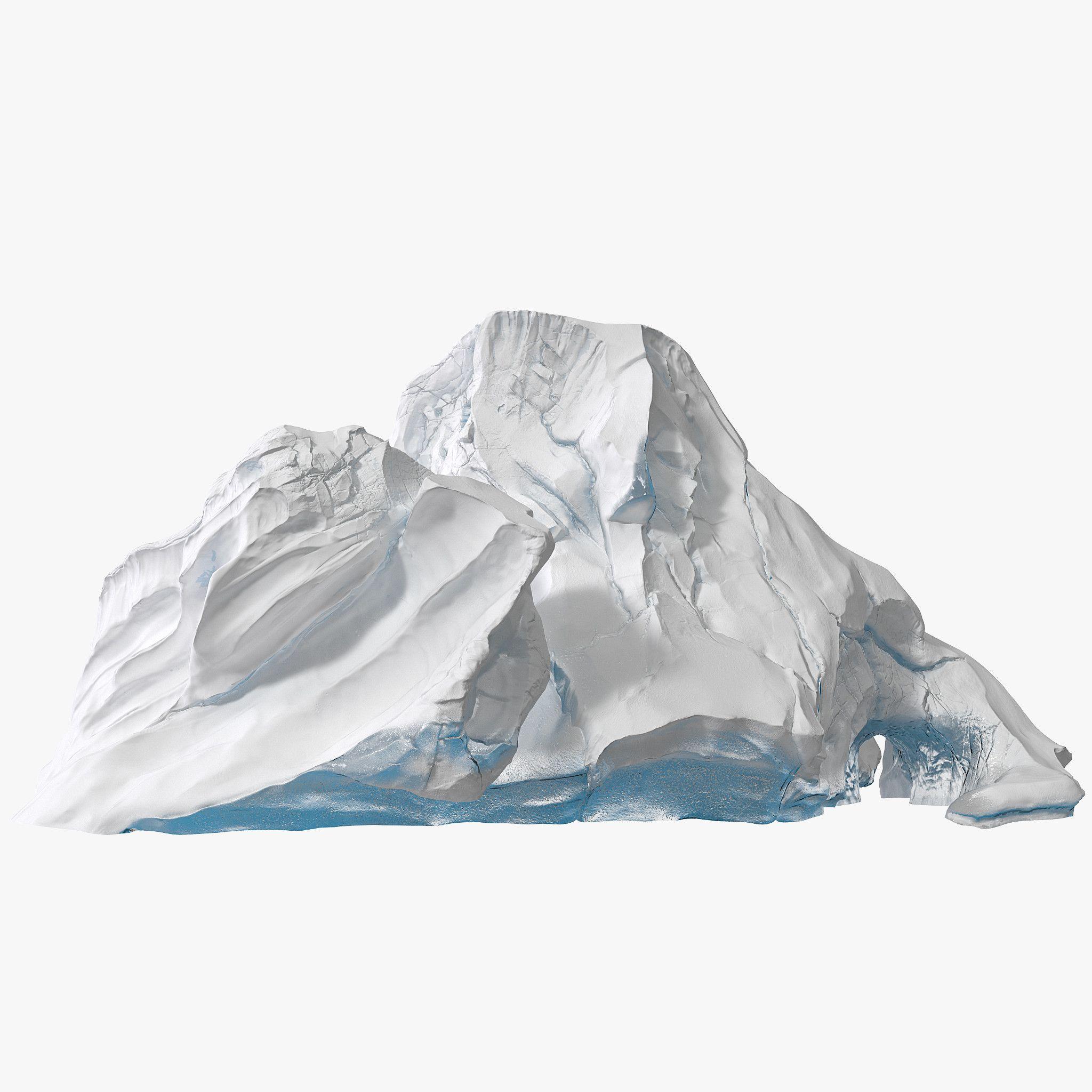 snow mountain 3d model | snow and winter | pinterest | snow mountain