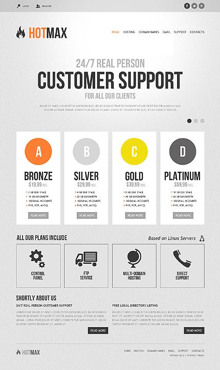 Pin By Rich Rice On Website Website Template Templates Website Hosting