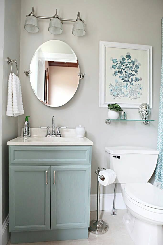 Bathroom Color Ideas All Things Bathrooms Pinterest Bathroom