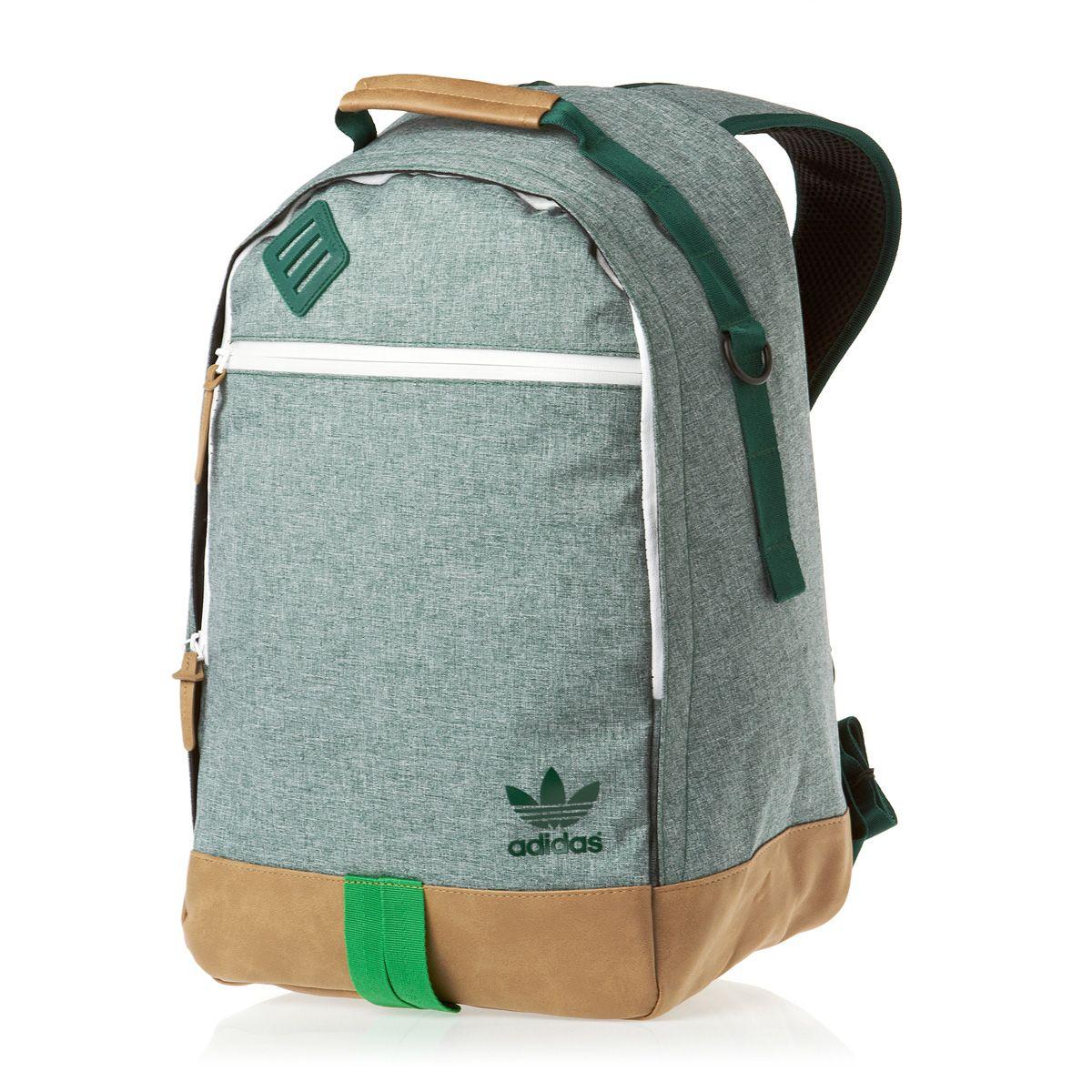 19daa15879cf Adidas Originals Backpack Blue And White