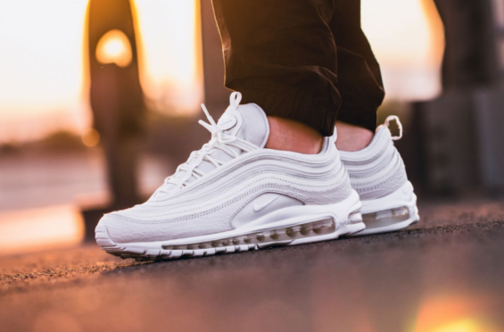 Nike Air Max 97 White Snakeskin Arriving In A Few Days