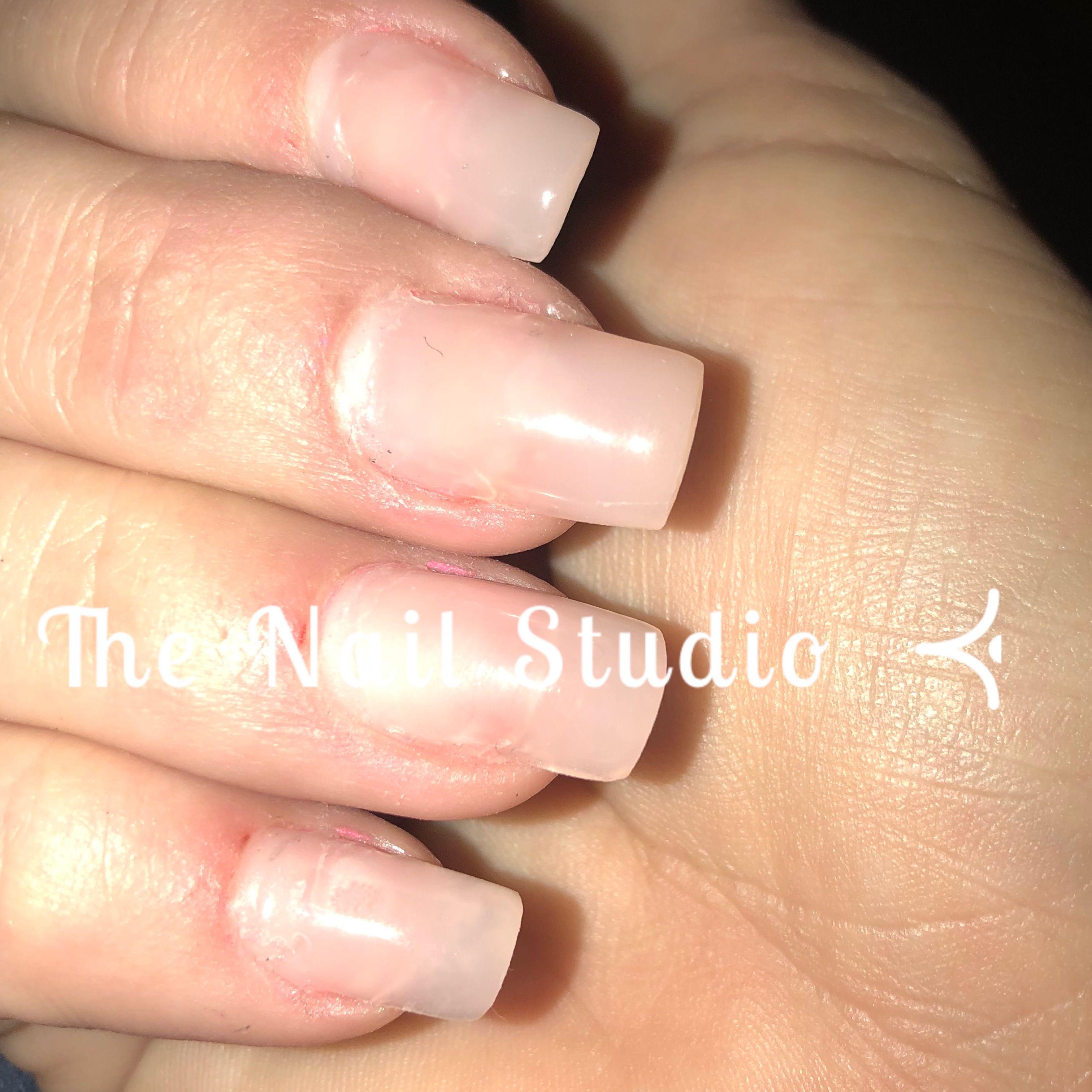 Poly Gel Using Dual Forms The Nail Studio In Salem Ar Nail Studio Nails Nail Polish