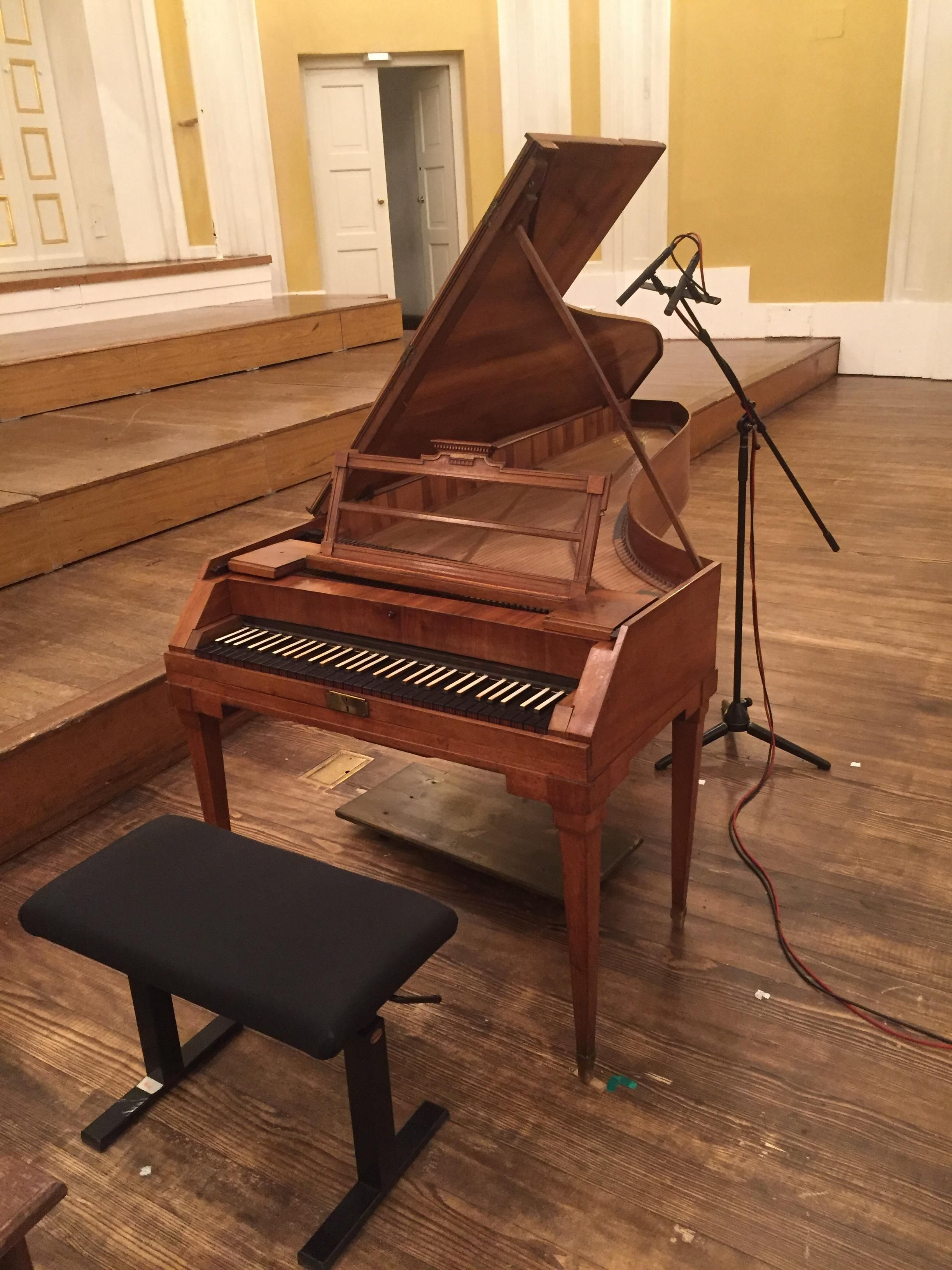 Listen To Mozart Played On Mozart S Very Own Piano Piano