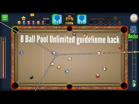 hack 8 ball pool guideline apk
