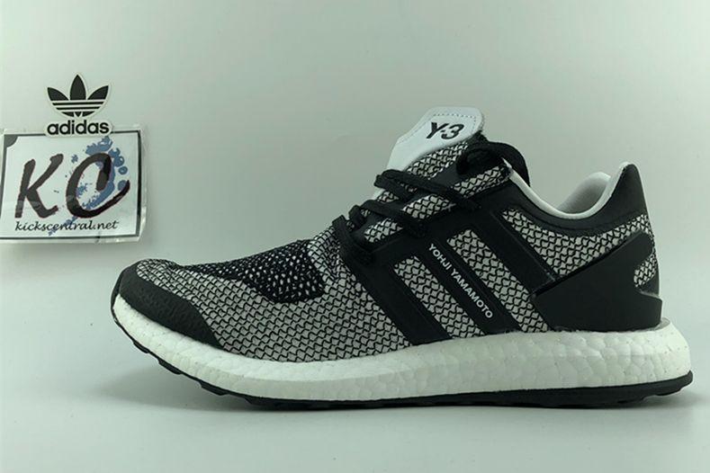 reputable site 244cc 78aa9 Adidas pure improve Y3 yamamoto BLACK WHITE OREO BY8957