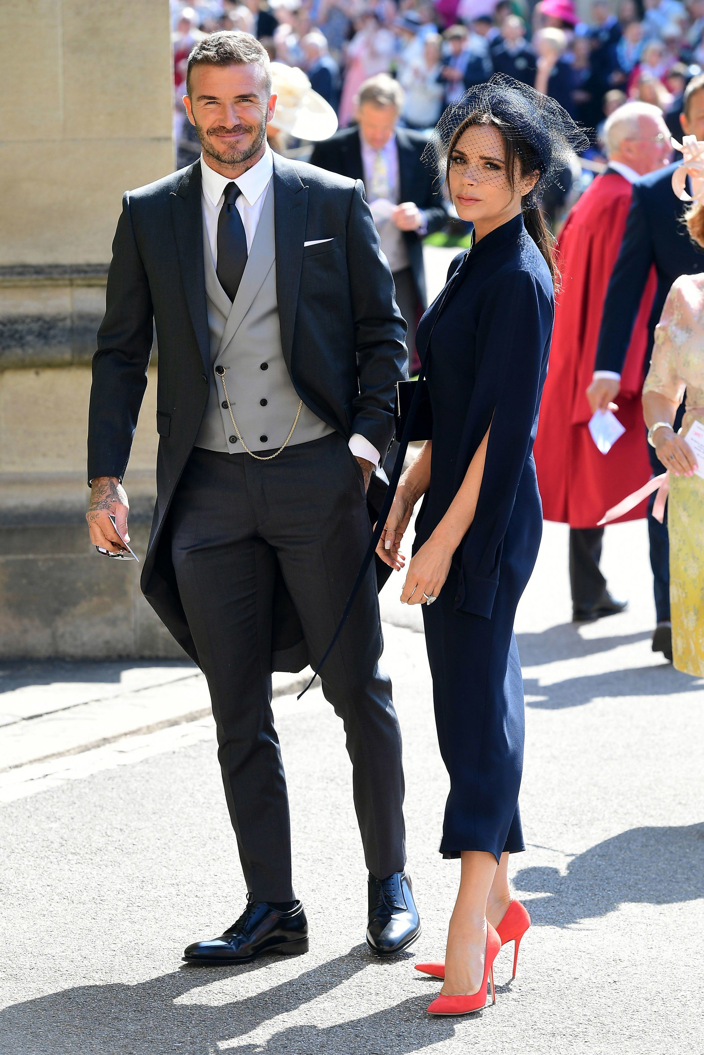 The BestDressed Guests at the Royal Wedding in 2020