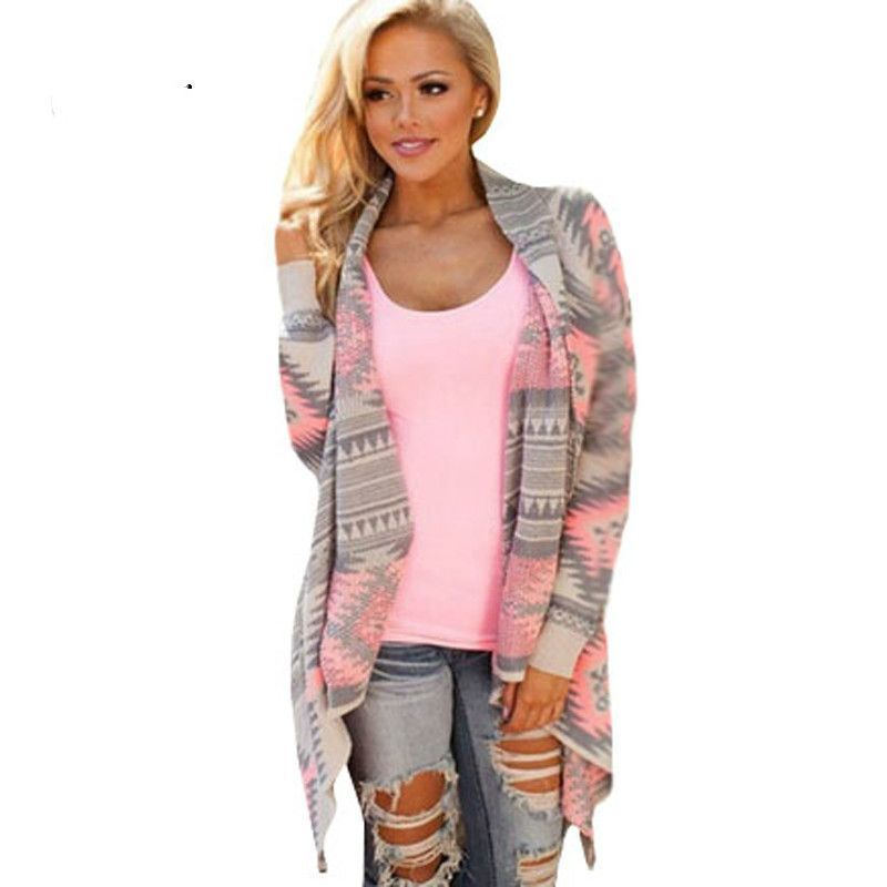 Womens Plus Size Fall Oversized Loose Sexy Cardigan Sweater | Clothes