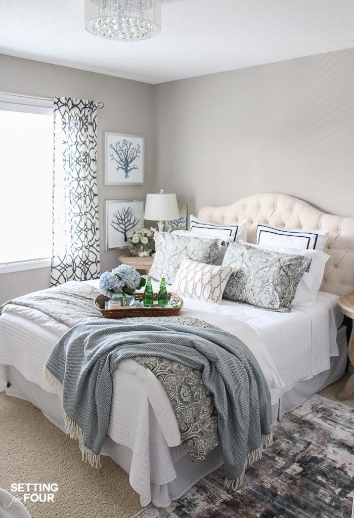 12 Ways To Create A Cozy Guest Bedroom Your Company Will Love Home Decor Bedroom Small Guest Bedroom Guest Bedrooms