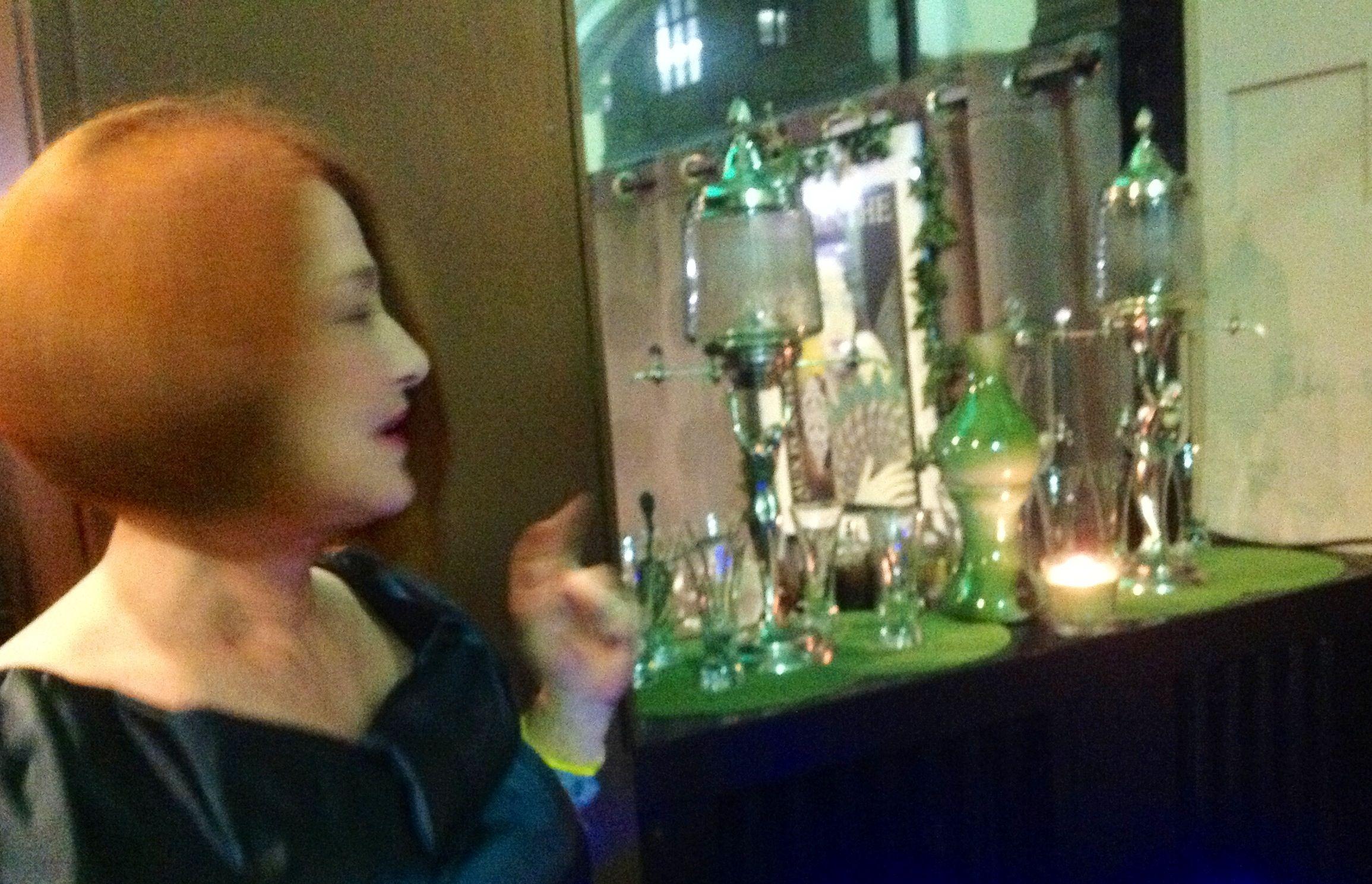 Bar A Absinthes Mistral Tramontane Partenaire De La Soiree Fairyllusion Novelty Lamp Absinthe Lamp