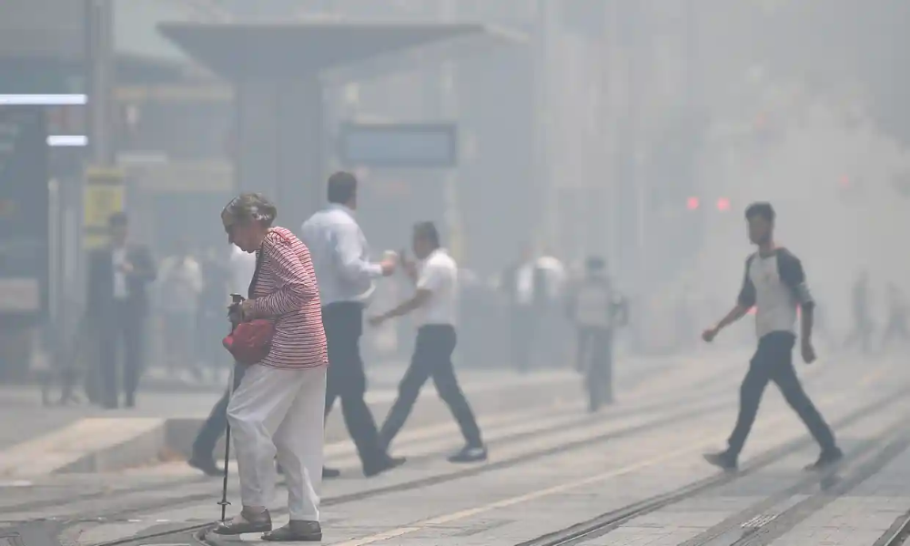 Smoke from Australia's bushfires killed far more people