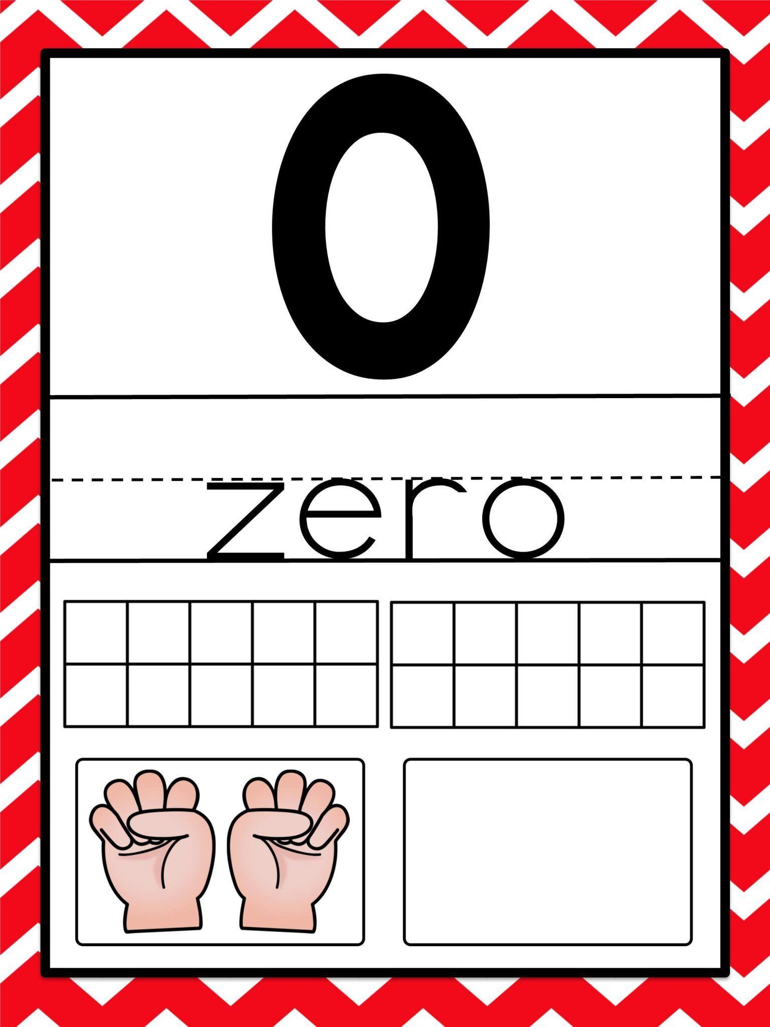 Numbers Posters لتعليم الاطفال الارقام باللغة الانجليزية Words Word Search Puzzle Word Search