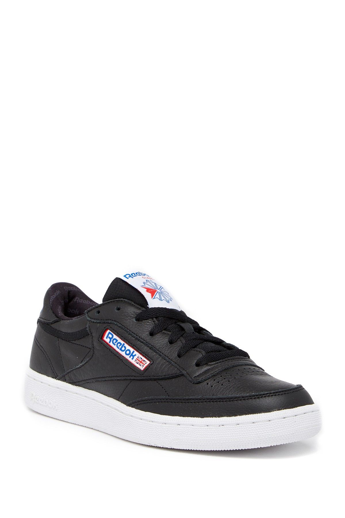 Club C 85 SO Leather Sneaker  1781ae8e9