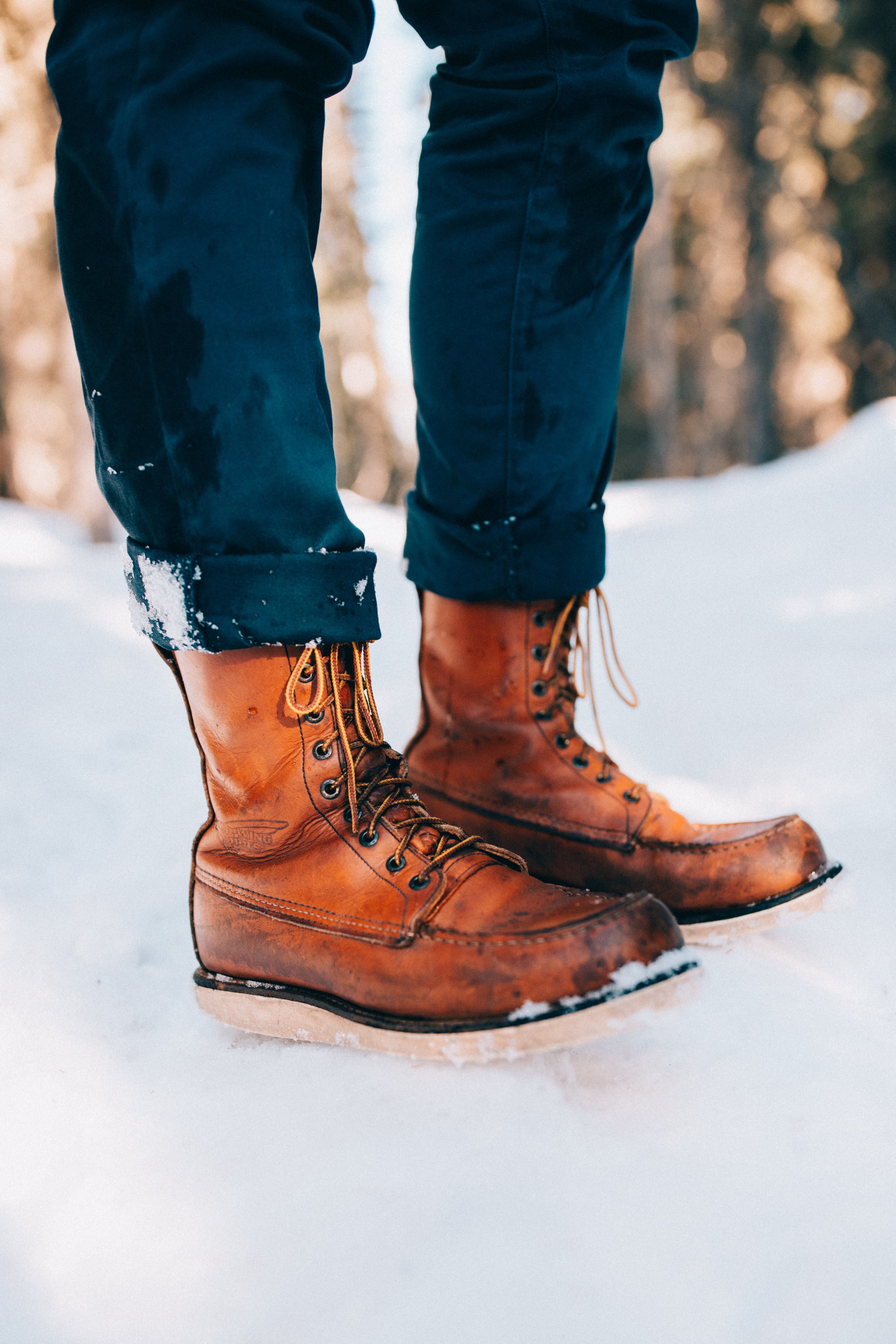 1aa040d2d32 Exploring Alaska in the Red Wing Heritage 8 inch Moc toe boots  redwing   redwingboots  redwindheritage  moctoe  shoes  boots  alaska  travel  style  ...