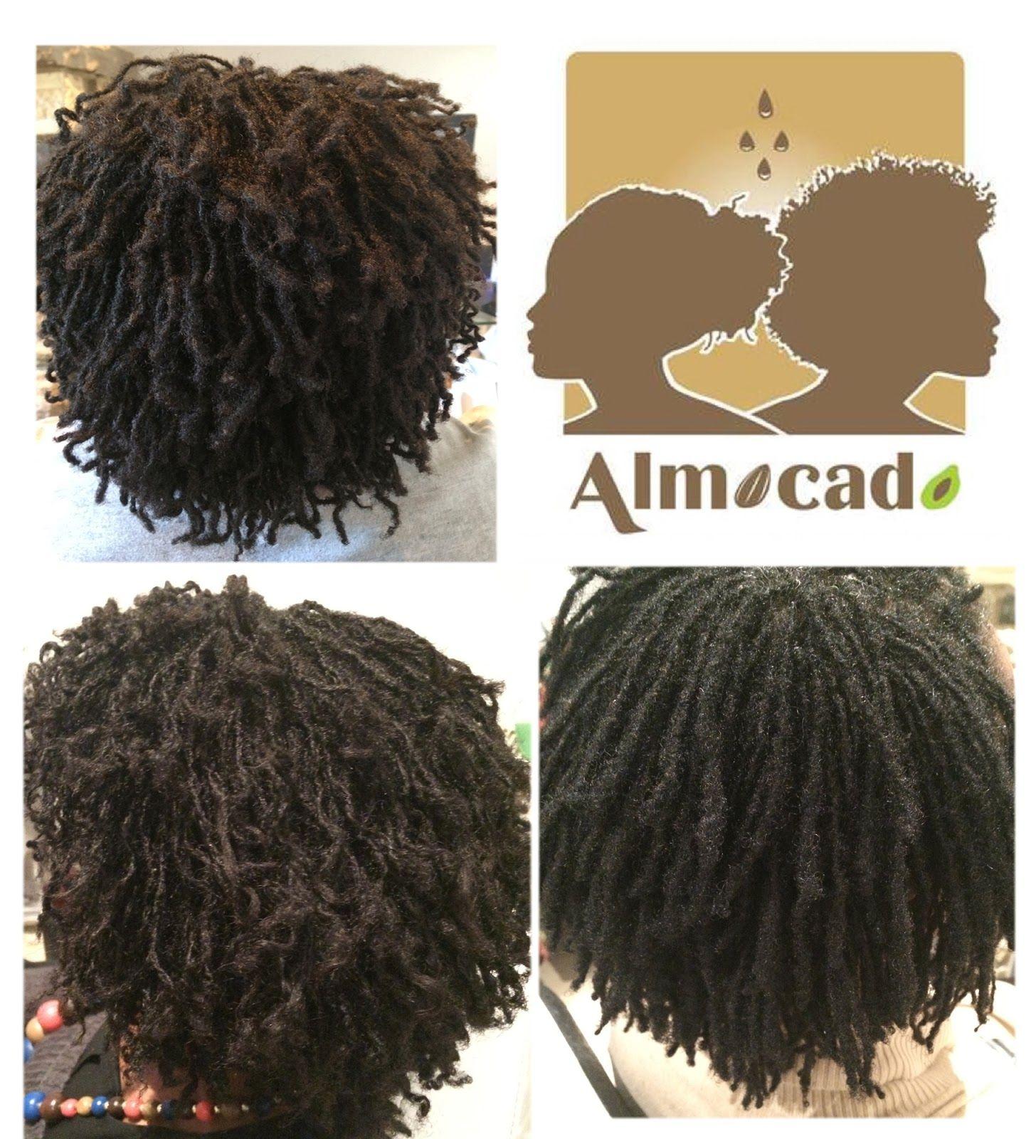 Almocado sisterlocks and holistic hair u body services no two